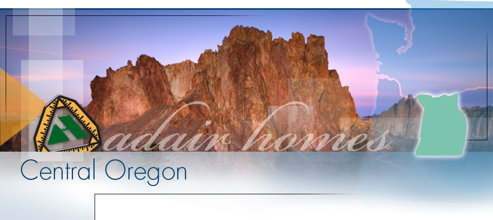 Northwest Home Builder Adair Homes Central Oregon